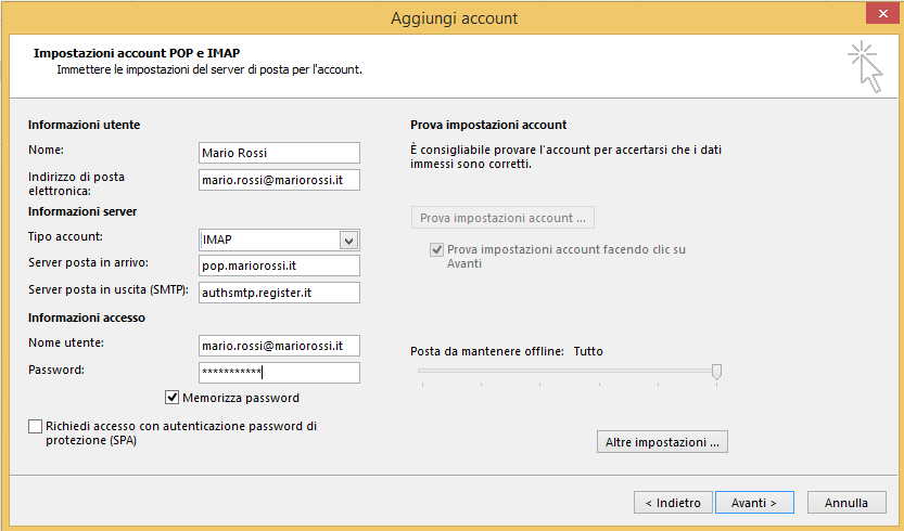 screenshot_outlook_parametri